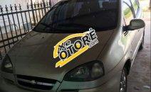 Chính chủ bán Chevrolet Vivant CDX 2008, màu vàng, xe nhập