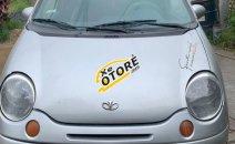 Gia đình bán Daewoo Matiz SE sản xuất năm 2002, màu bạc