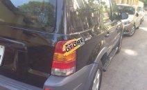 Cần bán Ford Escape XLT năm 2004, màu đen giá 155tr