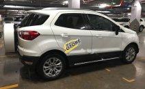 Bán xe Ford EcoSport Titanium 1.5 AT đời 2015, màu trắng, lăn bánh chưa đầy 30.000 km