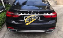 Bán BMW 7 Series 730 Li 2016, màu đen, odo 34.000km