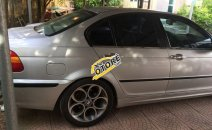 Bán ô tô BMW 3 Series 318i sản xuất năm 2003, màu bạc, xe nhập chính chủ