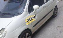 Cần bán Daewoo Matiz MT năm sản xuất 2007, màu trắng