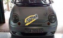Cần bán Daewoo Matiz MT năm 2003, màu bạc, xe nhập