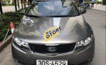 Bán Kia Forte Sli đời 2009, màu xám, nhập khẩu, full options