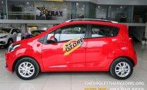 Bán Chevrolet Spark Ltz năm 2015, màu đỏ, tự động