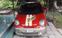 Gia đình bán lại xe Daewoo Matiz SE năm 2005, màu đỏ