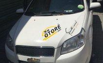 Chính chủ bán Chevrolet Aveo LT sản xuất năm 2015, màu trắng, BSTP