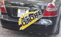 Bán Daewoo Gentra 1.5MT đời 2010, màu đen, xe nhập