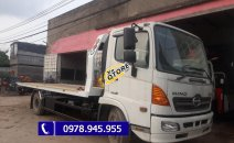 Bán Hino FC - Kéo chở xe tải trọng 4,5 tấn thùng dài 6,7m
