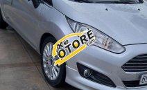 Bán Ford Fiesta 1.0 Ecoboost 2014, màu bạc xe gia đình, giá 500tr