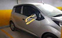 Bán Chevrolet Spark LS đời 2012, màu bạc, xe gia đình, giá tốt