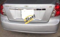 Bán lại xe Daewoo Lacetti 2010, màu bạc, nhập khẩu ít sử dụng
