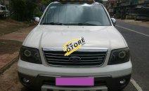 Gia đình bán xe Ford Escape 2006, số tự động, màu trắng, bản full