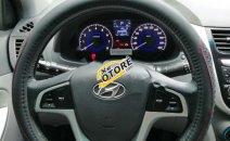 Cần bán lại xe Hyundai Accent 1.4 AT đời 2012, màu xám