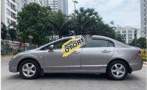 Bán lại chiếc xe Honda Civic 1.8 AT Đk 2009, số tự động, màu ghi bạc