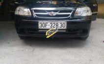 Cần bán gấp Daewoo Lacetti Ex sản xuất 2008, màu đen chính chủ