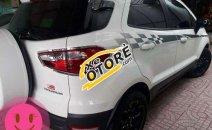 Bán Ford EcoSport 1.5AT đời 2017, màu trắng, số tự động
