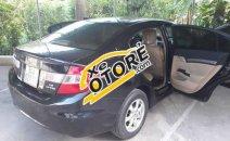 Bán xe Honda Civic 2012, màu đen, 450 triệu