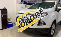 Bán Ford EcoSport Titanium 1.5 AT sản xuất 2015, màu trắng