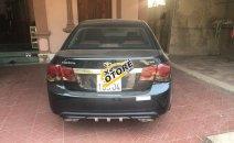 Bán Daewoo Lacetti CDX đời 2010, màu đen, xe nhập