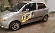 Bán xe Chevrolet Spark MT đời 2010, màu bạc, giá chỉ 150 triệu