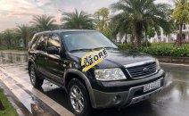 Bán Ford Escape 3.0 V6 đời 2004, màu đen