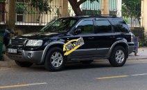 Bán ô tô Ford Escape năm 2005, màu đen, nhập khẩu nguyên chiếc,