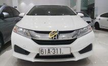 Cần bán Honda City 1.5MT đời 2016, màu trắng, số sàn, giá tốt nhất