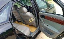 Cần bán xe Daewoo Lacetti EX 2008, màu đen