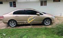 Bán Honda Civic 2.0AT sản xuất năm 2007, màu vàng