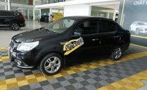 Cần bán Chevrolet Aveo LTZ 1.5AT đời 2013, màu đen, 296 triệu