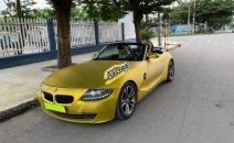 Bán ô tô BMW Z4 sản xuất năm 2008, màu vàng, 615 triệu