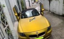 Đổi gió bán BMW Z4, 2008, số sàn, mui xếp tự động, màu vàng