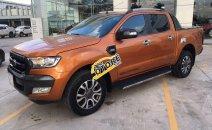 Bán Ford Ranger Wildtrak 3.2L năm sản xuất 2016, xe nhập