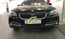Bán BMW 5 Series 520i sản xuất 2015, màu đen, nhập khẩu