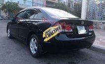 Cần bán lại xe Honda Civic 1.8 AT đời 2010, màu đen