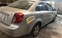 Chính chủ bán xe Daewoo Lacetti EX sản xuất năm 2009, màu bạc