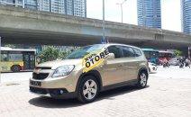 Bán xe Chevrolet Orlando LTZ đời 2013, màu vàng cát