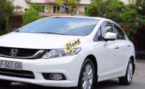 Bán Civic 2.0 SX 2015 màu trắng, xe đẹp đi đúng 33.000km, cam kết đúng chất xe bao check hãng