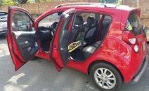 Bán Chevrolet Spark Ltz sản xuất 2015, màu đỏ xe gia đình