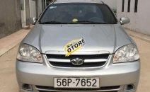Cần bán lại xe Daewoo Lacetti EX 2010, màu xám, nhập khẩu