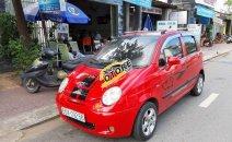 Bán xe Daewoo Matiz MT đời 2004, màu đỏ, nhập khẩu nguyên chiếc chính chủ