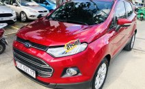 Cần bán xe Ford EcoSport 1.5 L Titanium sản xuất năm 2015, màu đỏ, giá tốt