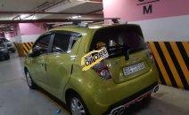 Chính chủ đổi xe số tự động nên bán Chevrolet Spark LTZ 2014, nhập khẩu, màu cốm