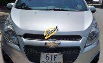 Chính chủ bán Chevrolet Spark 1.2LT năm 2016, màu bạc