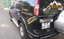 Cần bán xe Ford Everest Limited 2009, đời 2010, màu đen, số sàn