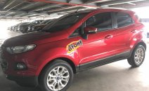 Bán xe Ford EcoSport Titanium 2015, màu đỏ ruby