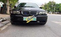 Bán BMW 3 Series 318i 2003, màu đen, nhập khẩu