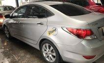 Bán Hyundai Accent 1.4AT màu bạc số tự động, nhập Hàn Quốc 2012, biển Đồng Nai, đi 41000km